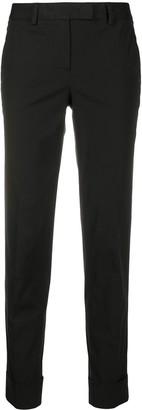 Alberto Biani Low-Waist Skinny Trousers