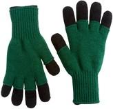 Newberry Knitting Fingerless Combo Gloves (For Men)