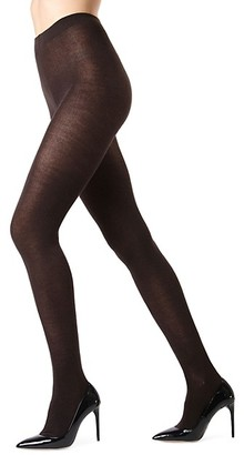 Me Moi Flat-Knit Tights