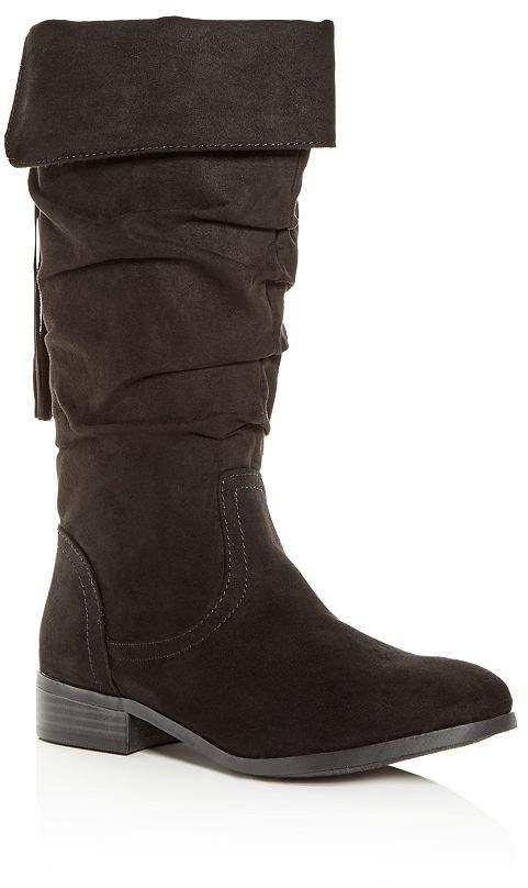 4234660500f Girls' JPerri Slouch Boots - Little Kid, Big Kid