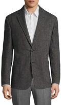 Billy Reid Rustin Wool Herringbone Sportcoat