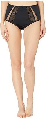 Elomi Roxanne Full Brief (Black) Women's Underwear