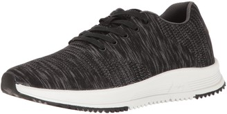 Freewaters Men's Tall Boy Trainer Knit Lace-Up Shoe