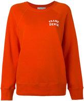 Frame logo print sweatshirt - women - Cotton - S