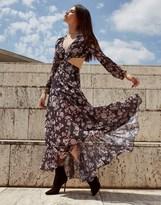 Bardot Winter Floral Dress