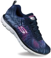 Skechers Flex Appeal 2.0 Tropical Women's Athletic Shoes