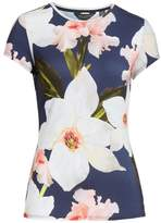 Ted Baker Chatsworth Bloom Fitted Tee