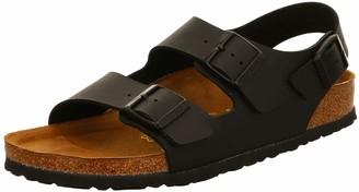 Birkenstock MILANO Smooth leather Men's Sandals