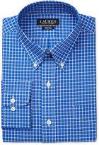 Lauren Ralph Lauren Men's Slim-Fit Non-Iron Check Dress Shirt