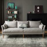 Antwerp Sofa - Platinum (Shadow Weave)