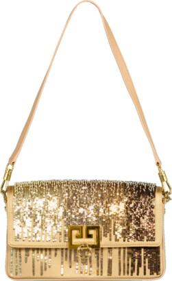 Givenchy Gold Charm Shoulder Bag