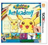 Nintendo Pokemon Art Academy 3DS - Email Delivery