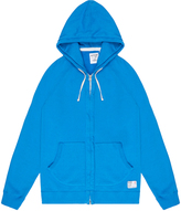 Bedwin&the Heartbreakers Bedwin & The Heartbreakers Anthony Blue Cotton Fleece Sweat