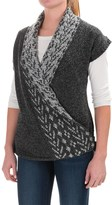 Royal Robbins Mystic Wrap Sweater Vest (For Women)
