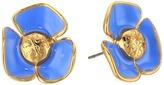 Tory Burch Fleur Studs Earrings