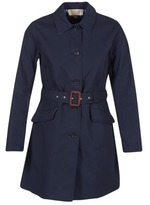 MICHAEL Michael Kors TWO TONE TRENCH MARINE / Blue / SKY