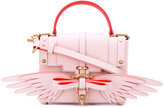 Niels Peeraer Small Wings tote
