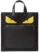 Fendi Bag Bug Medium Nylon Tote