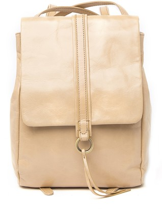 Hobo Bridge Convertible Leather Mini Messenger Bag