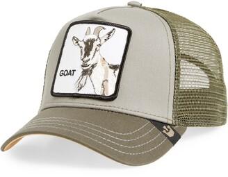 Goorin Bros. Goat Beard Trucker Hat