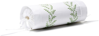 Hamburg House Willow Neckroll Sham - Green