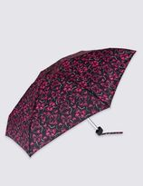 Marks and Spencer Butterfly Spots Compact Umbrella with StormwearTM