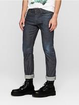 Calvin Klein Jeans Slim Straight Resin Selvedge Jeans
