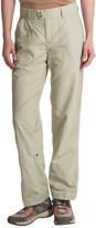 White Sierra Sierra Point Pants - UPF 30, Nylon (For Women)