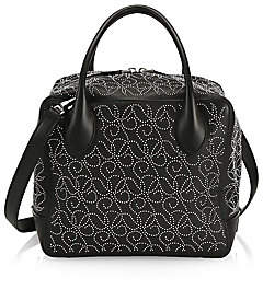 Alaia Women's Medium Elba Swirl Studded Leather Bag