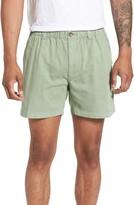 Vintage 1946 Men's 'Snappers' Vintage Washed Elastic Waistband Shorts