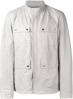 Drome leather field jacket