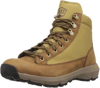 """Danner Men's Explorer 650 6"""" Full Grain Hiking Boot Khaki 8 D US"""