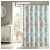 "Nobrand No Brand Arbor Shower Curtain - Aqua (72""x72"")"