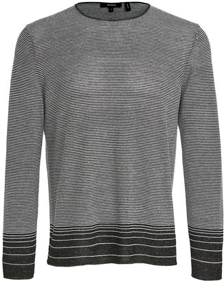 Theory Guinard C. Fragmented Sweater