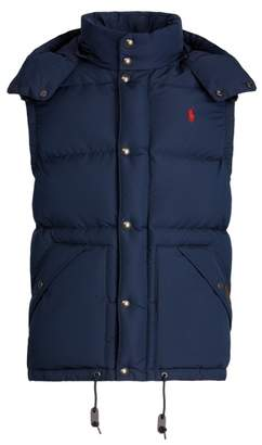 Ralph Lauren Down Hooded Gilet