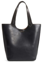 Frye Harness Leather Tote - Black