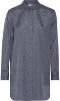 MiH Jeans Printed Twill Shirt