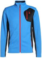 Spyder Bandit Full Zip Fleece French Blue/black