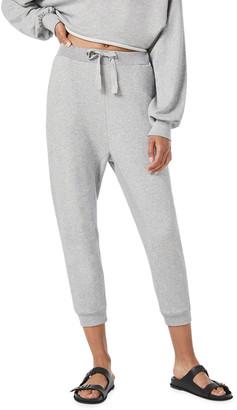 Frame Organic Cotton Jersey Jogger Pants