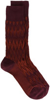 Missoni embroidered socks