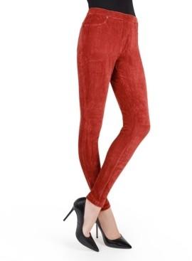Me Moi Wide Rib Corduroy Women's Leggings