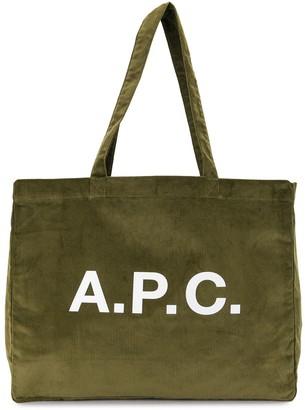 A.P.C. Diane shopping tote bag