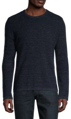 Michael Kors Cotton Wool Waffle-Knit Sweater