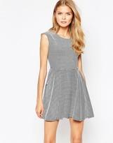 Wal G Sleeveless Skater Dress