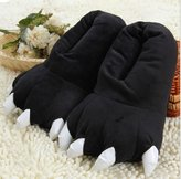 pandasupermarket Lovely dinosaur claw indoor slippers warm and cozy fashion slippers best gift