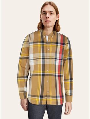 Tommy Hilfiger TH Warm Regular Fit Plaid Shirt