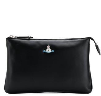 Vivienne Westwood Logo Clutch Bag