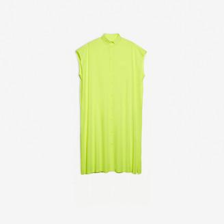 Balenciaga Rawcut Sleeveless Dress