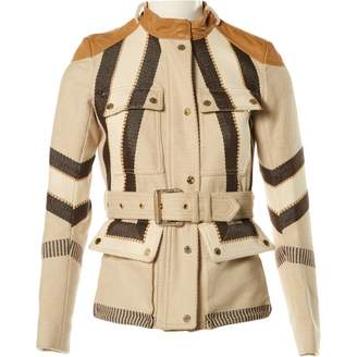 Belstaff Beige Cotton Jackets