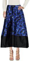 Jil Sander Navy Long skirt